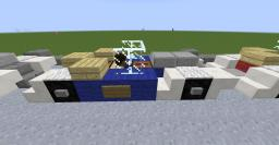 Car Pack 2 Minecraft Map & Project