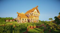 Medieval Tavern ( Download ) Minecraft