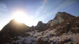 Ice Peaks | Nordic Custom Terrain -by TylerTimoJ Minecraft