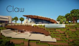 Claw - Organic Build - collab with xTouK Minecraft Map & Project