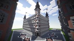 résident de l'architecte georgian style Minecraft Map & Project
