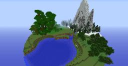 Cylinder Survival Minecraft Map & Project