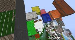 Astonishing Hilltop Home Minecraft Map & Project