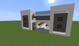 Redstone Advanced Sorting w/ Expandable Storage Minecraft Map & Project