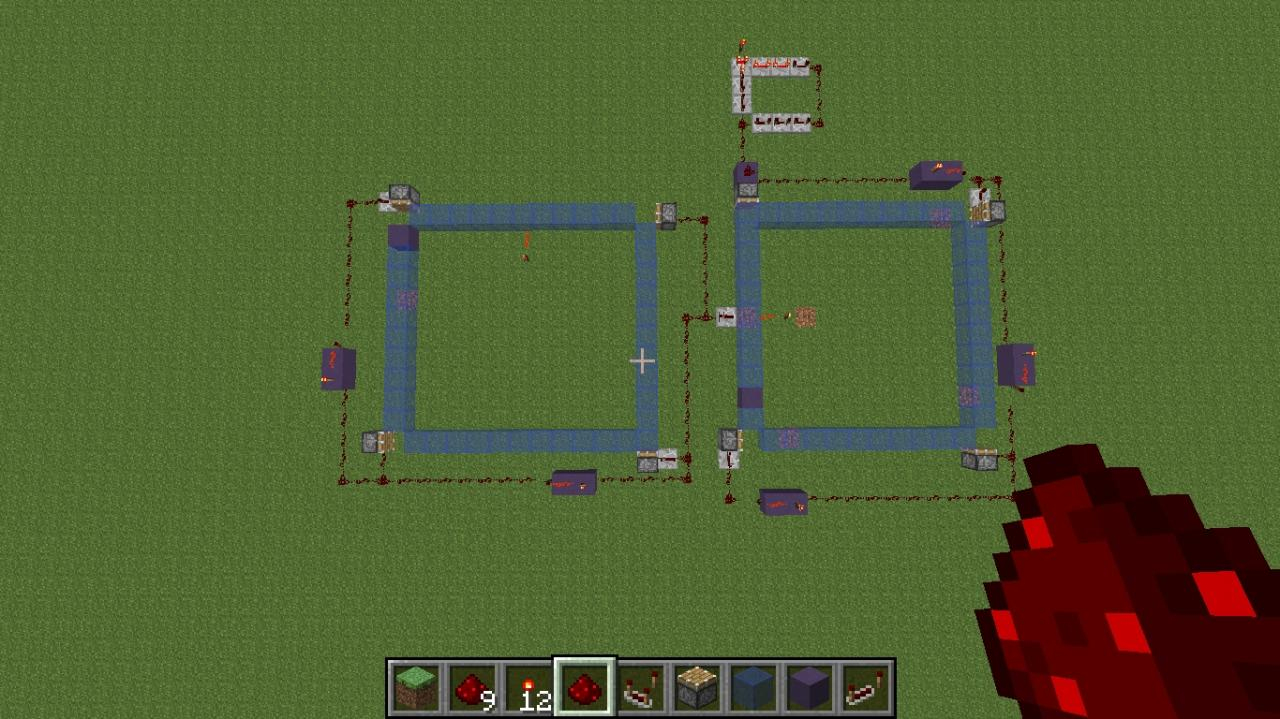 extremely slow redstone clock Minecraft Project