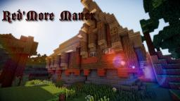 RedMore Manor ~ By Cazboy10 ~Paste Into Your Level~ Minecraft Map & Project