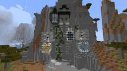 Witch Golem Minecraft Map & Project