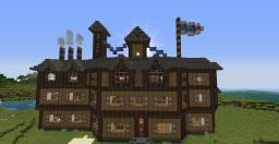 Medieval Nowhere Inn By Elite Minecraft Map & Project