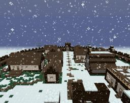 Motte and Bailey Castle Minecraft Map & Project