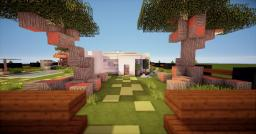 Alone / Modern House / New Inside design Minecraft Map & Project