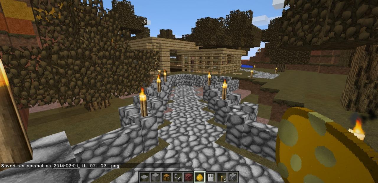 Zelda Adventure map Minecraft Project