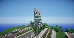 DBC an Modern Skyscraper by JvtGames and Arnevanhuffel 20 sub special Minecraft