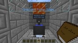 Minecraft Ideas: Potions ~ Brewing Up the First Blog Minecraft Blog Post