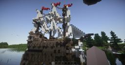 Kingdom Under Siege - A Minecraft Survival Games Map Minecraft Map & Project