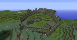 The Octagon REQUIRES MODS Minecraft Map & Project