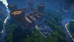 Minecraft: BwS - Palace Mira Minecraft Map & Project