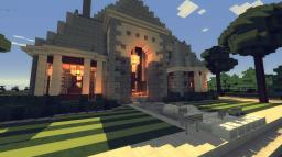 French Chateau ft. Littlekreeper Minecraft Project