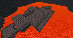 Star Wars: Mustafar Raid Minecraft