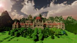 Ceretien Palace Minecraft Map & Project