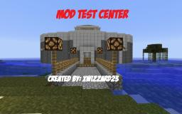 Mod Test Center Minecraft Map & Project
