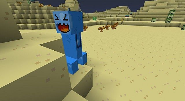 Creepers are Wobbuffet.