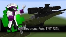 TNT Rifle: Awp Minecraft