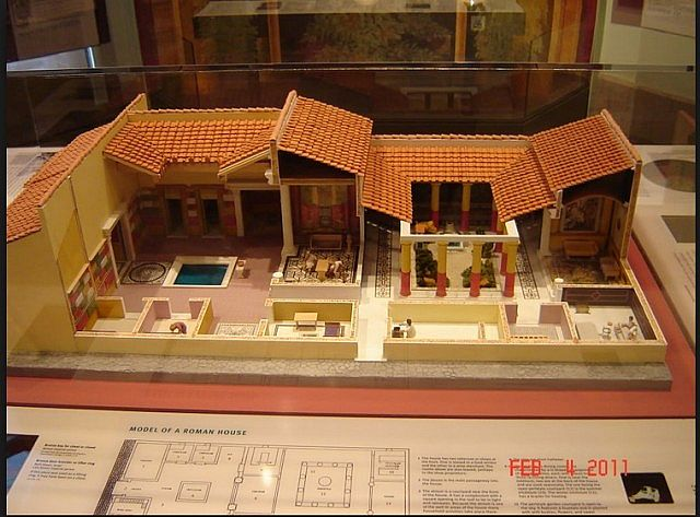 Domus - Roman house