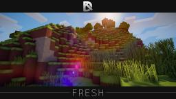 FRESH - HD Texture Pack Minecraft
