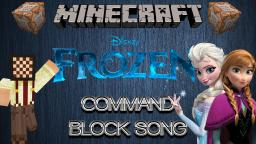 Let It Go (Frozen) - Command Block Song Minecraft Map & Project