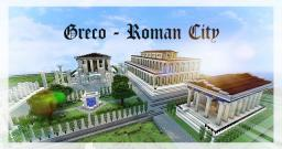 Greco-Roman City Minecraft Map & Project