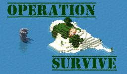 Operation Survive - Survival Island - 10000 experience special! W/ Download Minecraft Map & Project