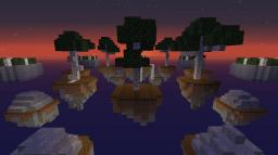 Skywars - Orchard Minecraft Map & Project