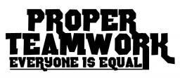 Proper Teamwork - Everyone is equal Minecraft Blog