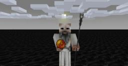Saruman The White ~ Lord of the Rings Minecraft Blog Post