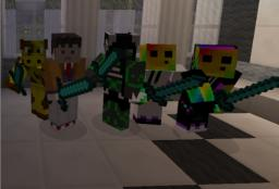 CaelumCraft- OP DP at 30 players! Minecraft Server