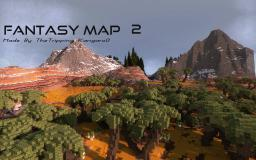 Fantasy Map 2 : Extreme Realism Minecraft Project