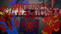 Spider-Man Skin Pack Minecraft Blog