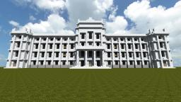 Ludwigslust Palace Minecraft Project