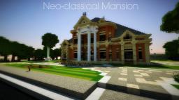 Neo-classical Mansion|TMA|WoK Minecraft