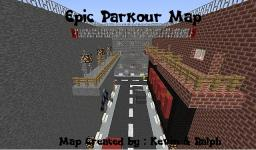 Epic Parkour Map Minecraft Map & Project