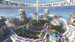 Pastel Dream Survival and PastelModernTownCreative [NoPVP, Lockette, Land Protection]