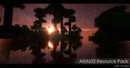 Arista32 Resource Pack (32x32) For Minecraft  1.7.5
