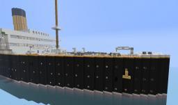 RMS Oceanic Minecraft