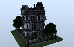 Gothic Mansion Minecraft Map & Project