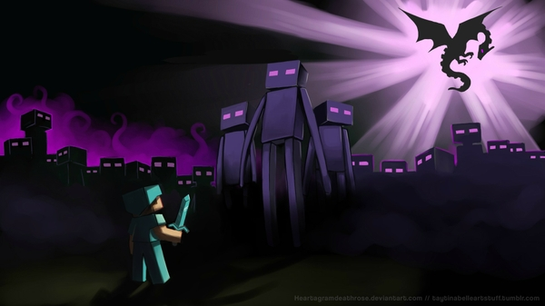 My story behind the endermen minecraft blog