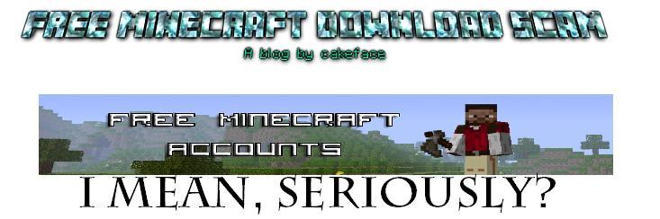 free minecraft download no viruses