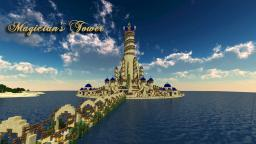 Magician's tower Minecraft Map & Project
