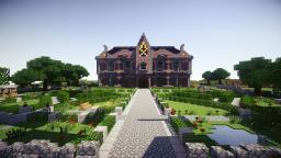 Majestic mansion Minecraft Map & Project