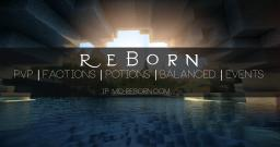 MCReborn [PvP] [Factions] [Potions] [Balanced] [Events] Minecraft Server