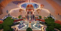 Floating Spawn/hub-[196x196]- Minecraft Map & Project